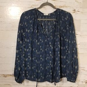 BB Dakota long sleeve blouse
